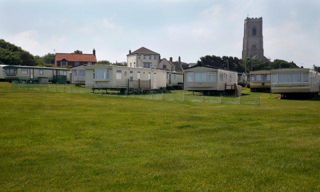 norfolk campsite