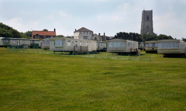 Norfolk-Campsite